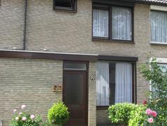 Huurwoning in Ossendrecht - Bevrijdingstraat