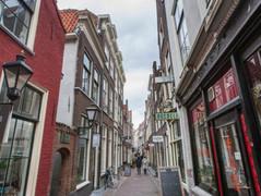Huurwoning in Leiden - Pieterskerk-Choorsteeg