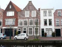 Huurwoning in Leiden - Oude Rijn